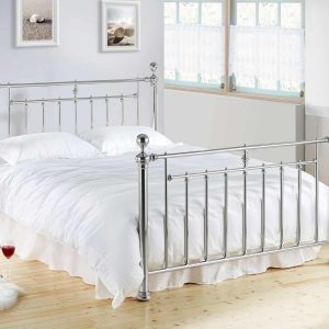 Alexander-chrome-metal-bed