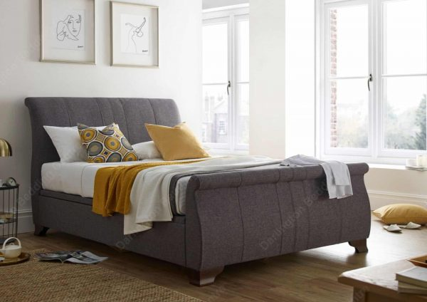 Bamburgh_Sleigh_bed_Charcoal