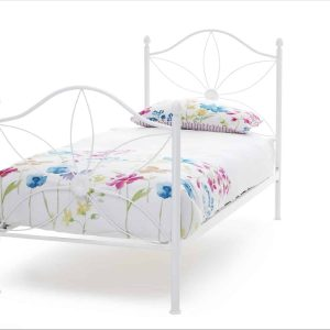 Daisy-Kids-Bed-White