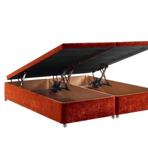 Dunlopillo-Electric-Ottoman-Base