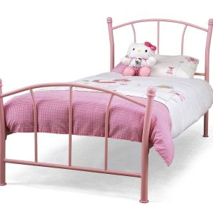 Penny-Kids-Bed-Pink