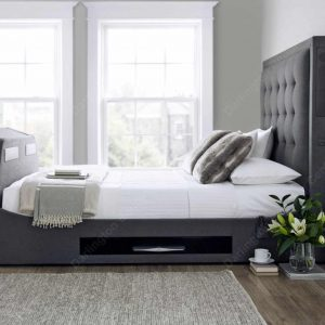 Titan-Charcoal-Media_Fabric_bed