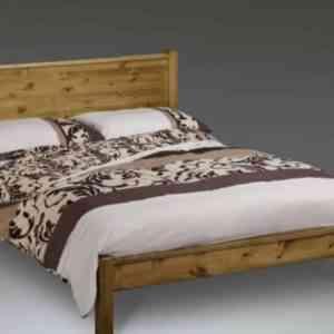 Sutton Wooden Bed Frame